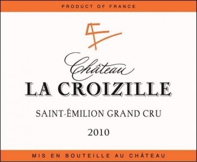 Château La Croizille-Credit