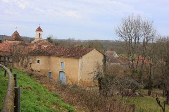 Boucle de Saint Méard de Dronne-Credit-CRA-fresques-CRA-fr-CRA