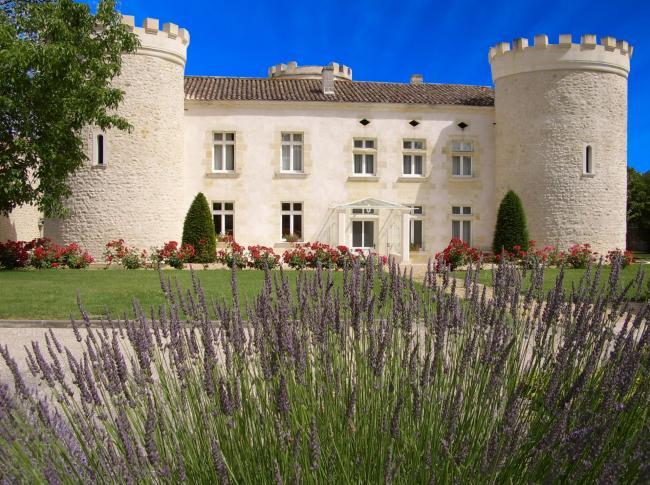 Château Fontesteau-Credit