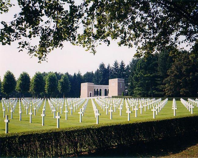 Cimetière américain Oise Aisne-Credit-Oise-Aisne-American-Cemetery-and-Memorial-Original-uploader-Public-domain