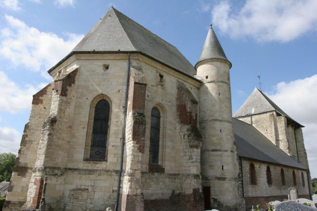 Journées Européennes du Patrimoine : Église Fortifiée de Vigneux-Hocquet-Credit-OT-du-Pays-de-Thierache
