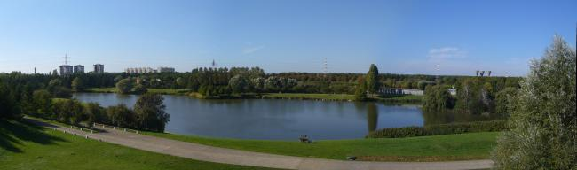 Parc départemental du Sausset-Credit-Aulnay-sous-Bois-parc-du-Sausset-Herve-Suaudeau-CC-BY-SA-3-0